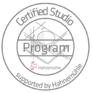 certified studio stamp
