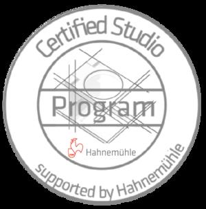 certified hahnemuehle studio